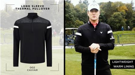 Callaway launches Autumn Winter apparel