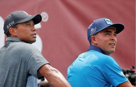 Rickie Fowler says that Tiger Woods is badly missed