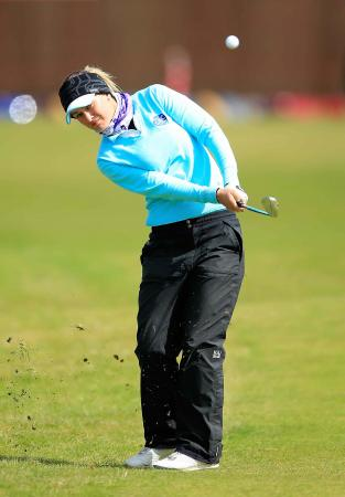Amy Boulden on charge