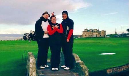 Tax fraudster plays St Andrews