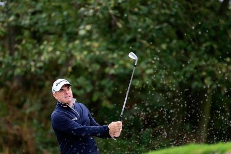 Paul McGinley turns up the heat on Dennis