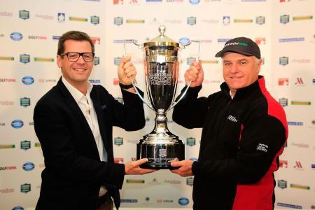 Stephen Dodd wins European Senior Masters