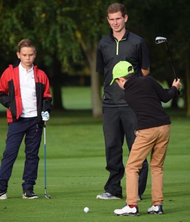 The Belfry golf coach joins top junior instructors in the UK