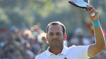 Sergio Garcia posts heart warming letter on Twitter
