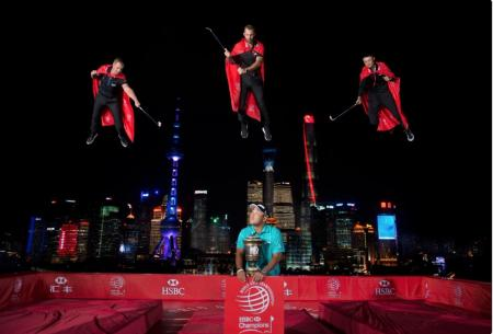 Flying start for the WGC HSBC Champions
