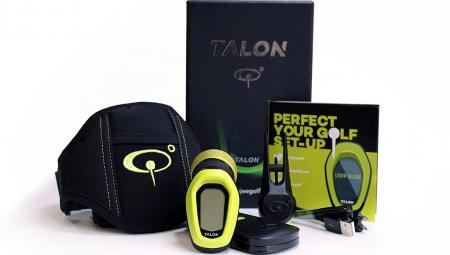 Talon introduces new angle on golf swing process