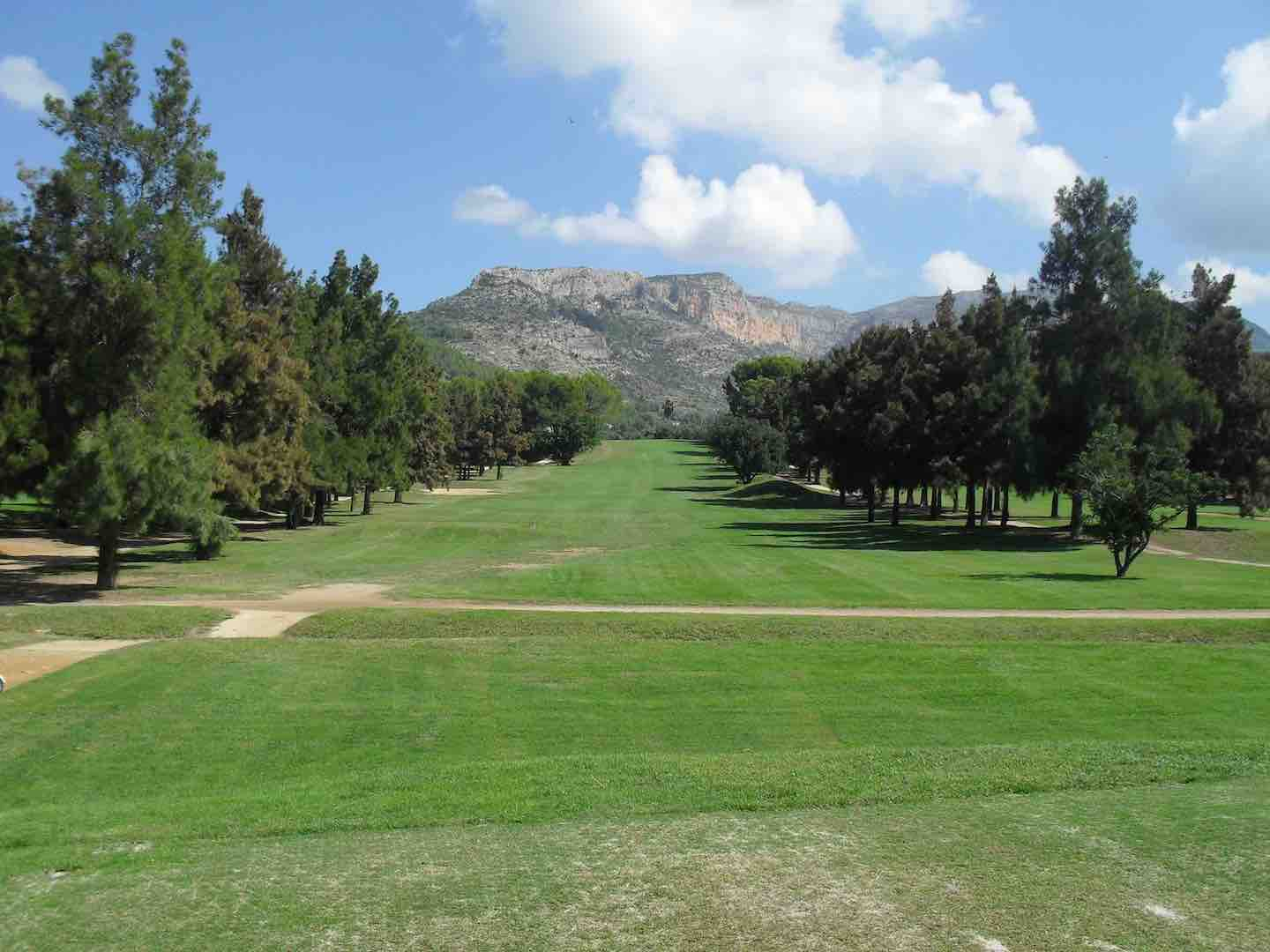Golf Boarding in La Sella Golf Resort