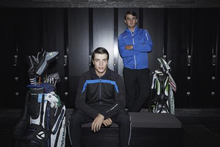 Galvin Green extends link with promising stars