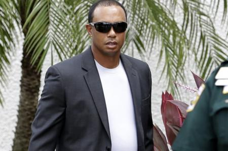 Tiger Woods pleads guilty
