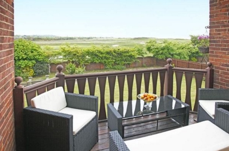 Fancy watching the Open from your back garden?