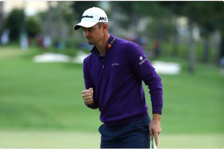 Justin Rose has a new ambition