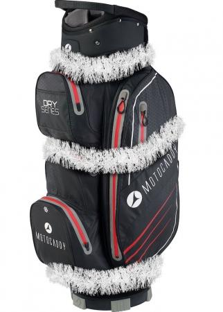Sparkling free bag promotion from Motocaddy
