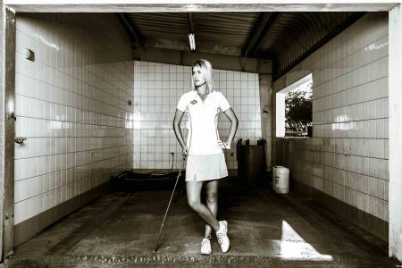 Amy Boulden Ladies European Tour Swingin' Siren
