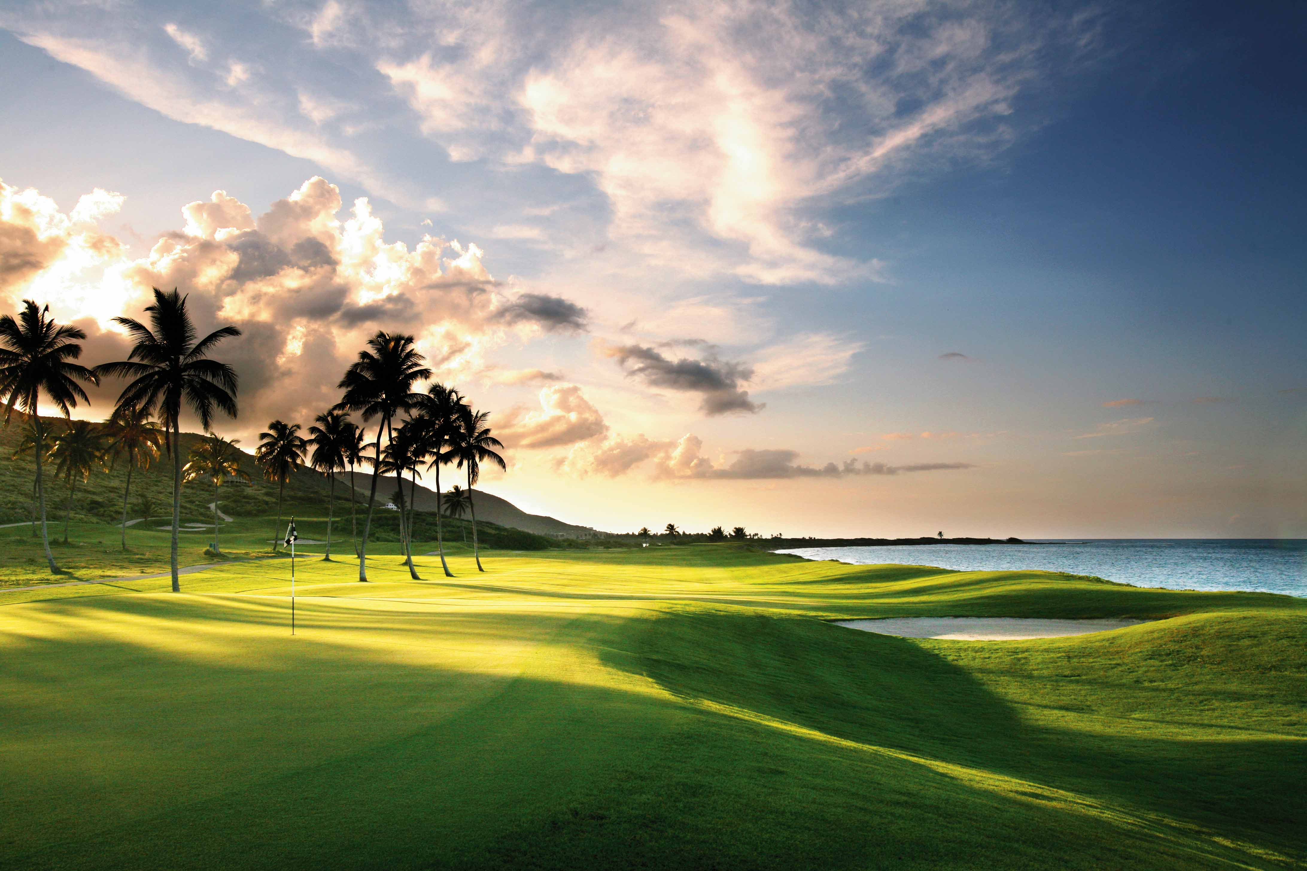 Incredible golf in the Caribbean