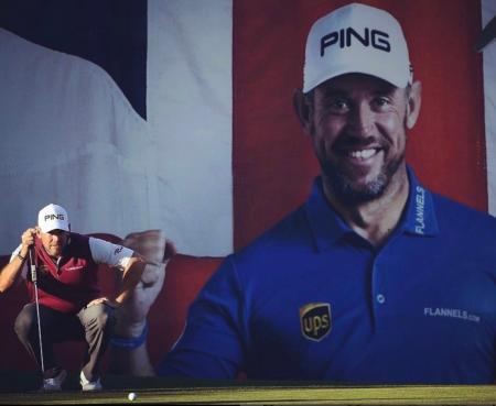 Why Golf course design is part of Lee Westwood's future