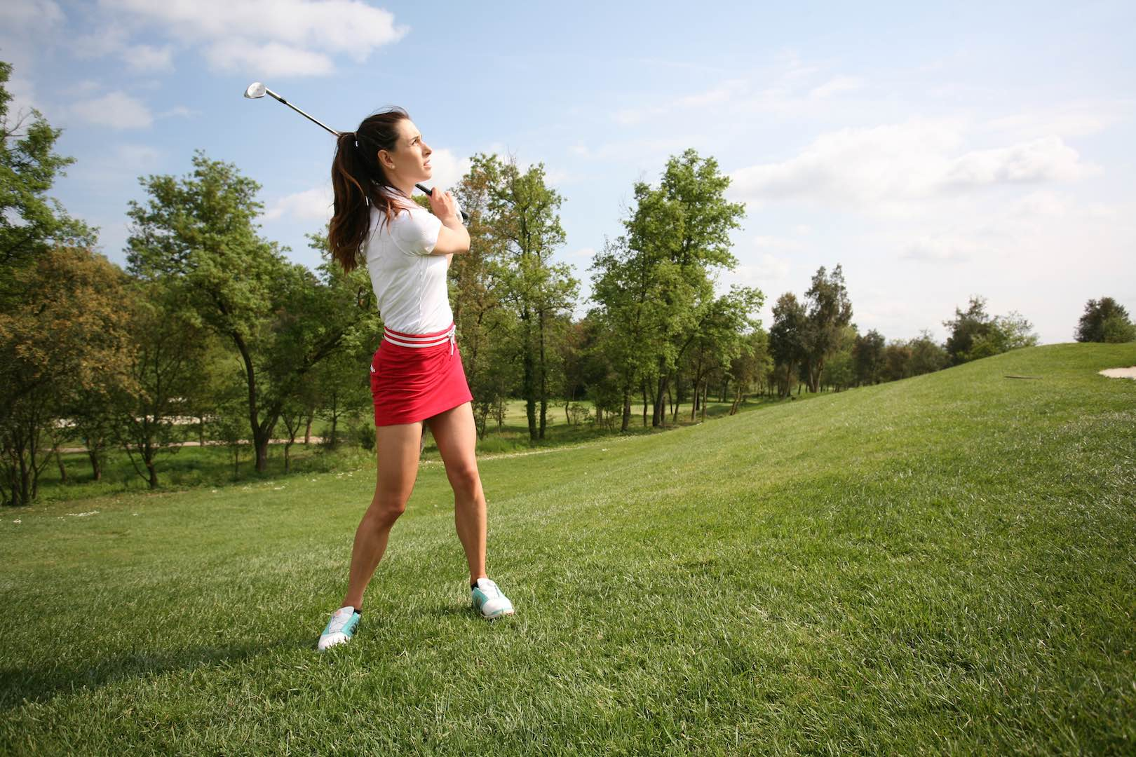 New: Maria Verchenova golf instruction