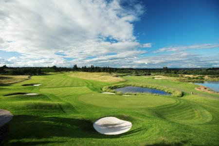 Golden weekend for European Golf at Gleneagles