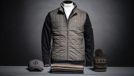 Oscar Jacobson's new Caleb Vest