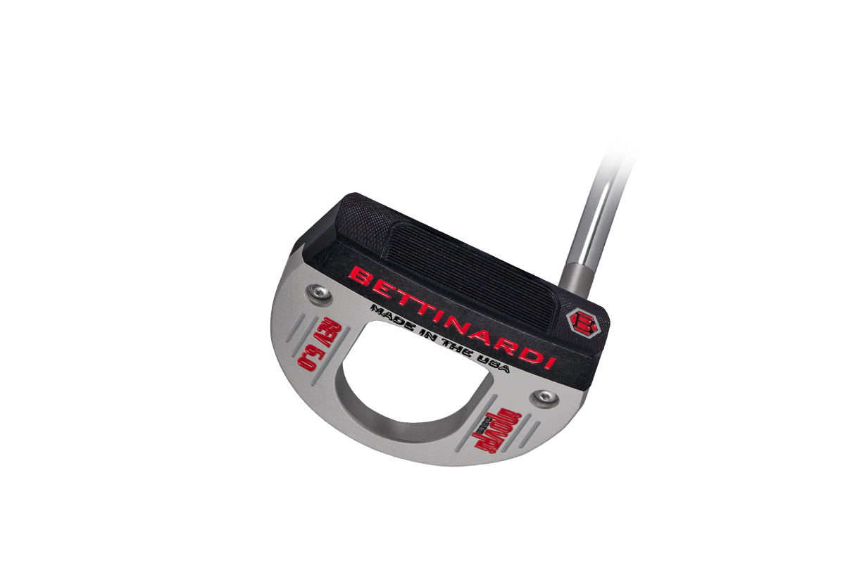 Bettinardi Golf launch eye-catching putter range