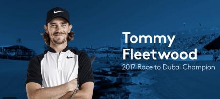 Tommy Fleetwood wins the Race to Dubai