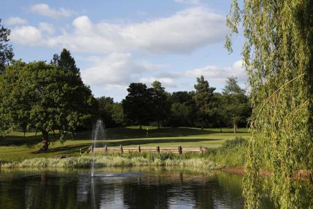 It's Green free day at RBH's 10 courses
