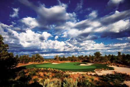 GolfPorn: Pronghorn, Oregon