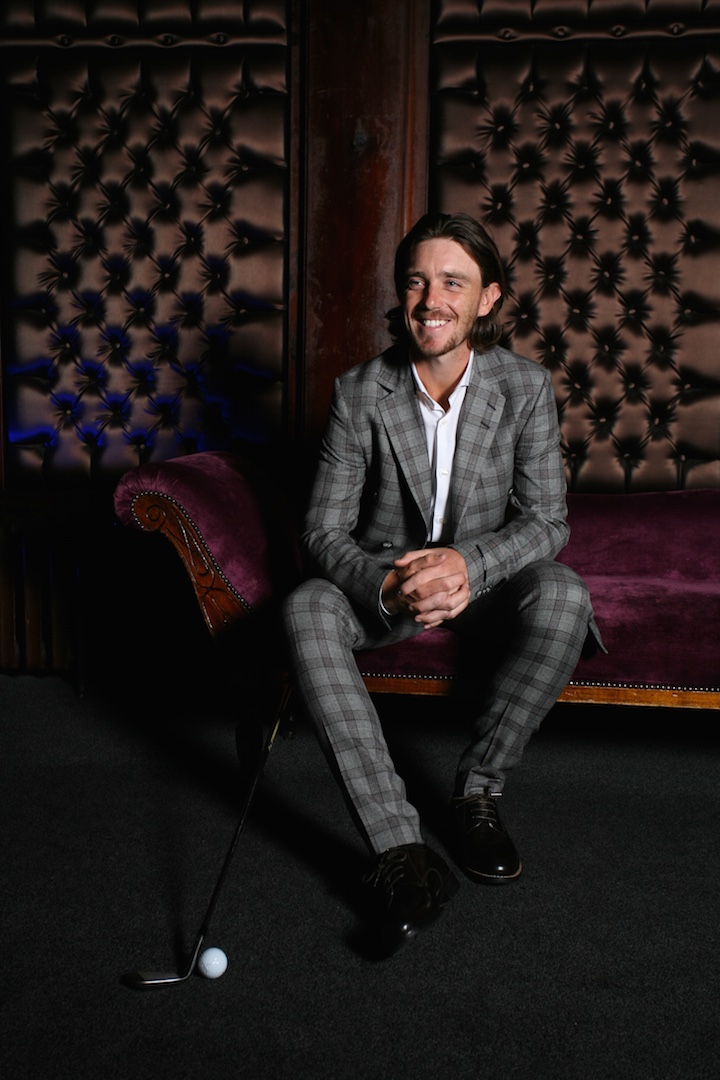 Tommy Fleetwood world exclusive