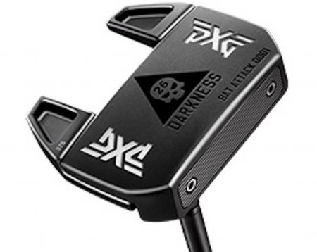 PXG Deploys Limited Edition Bat Attack Darkness Putter