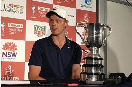 Cameroon Davis wins Australian Open