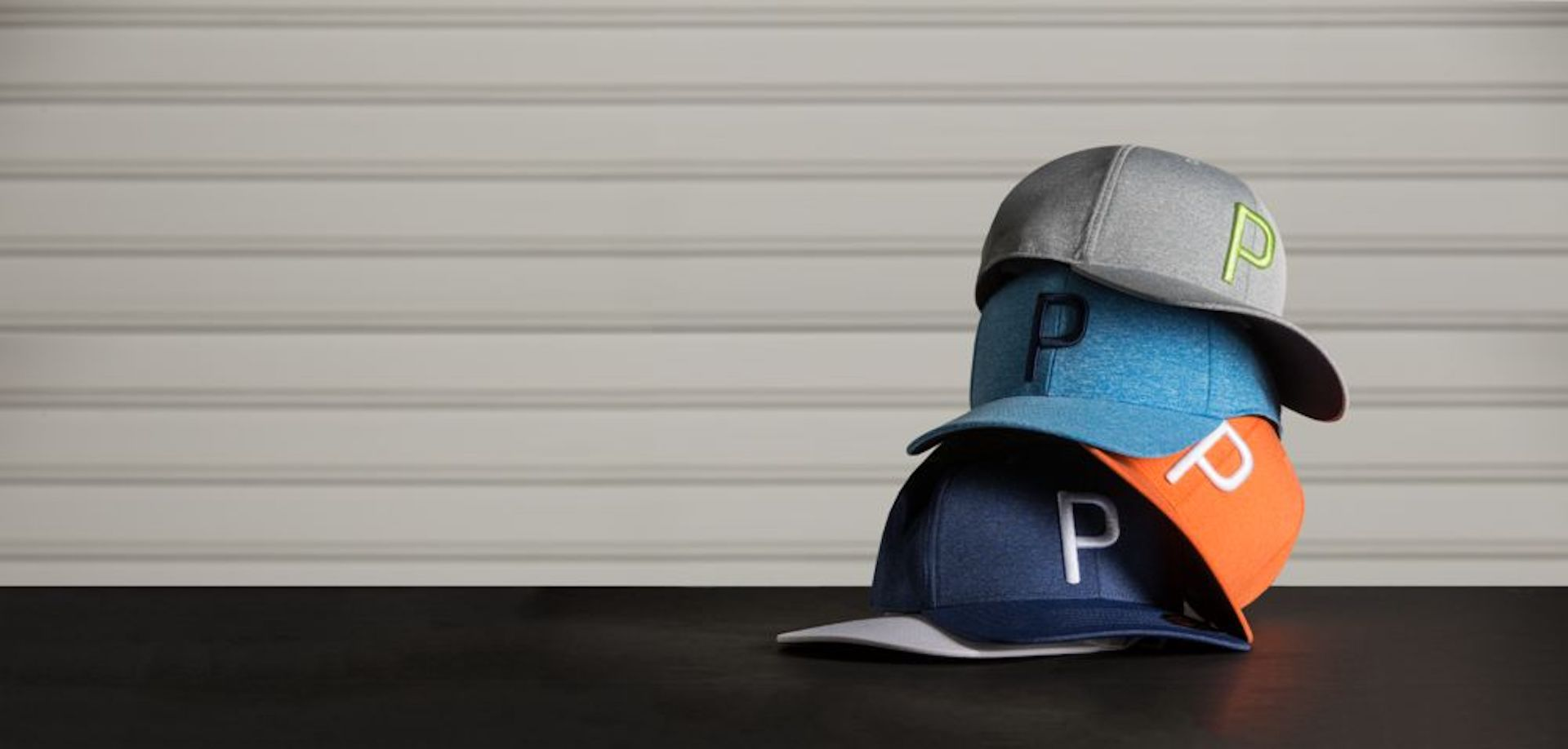 Introducing the P snapback cap from Puma