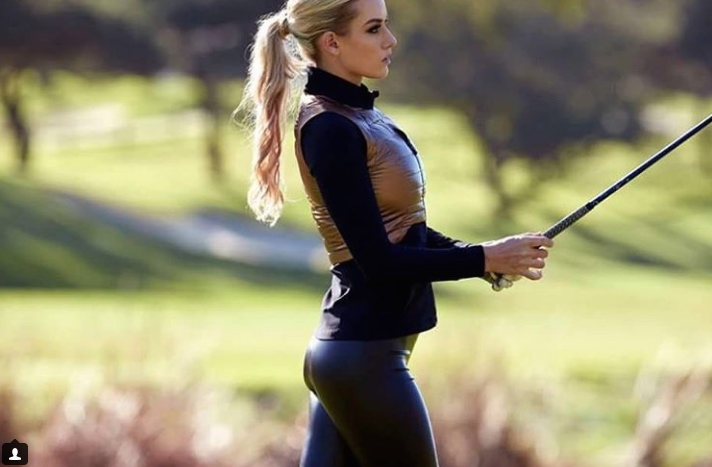 The future's so bright for Paige Spiranac...