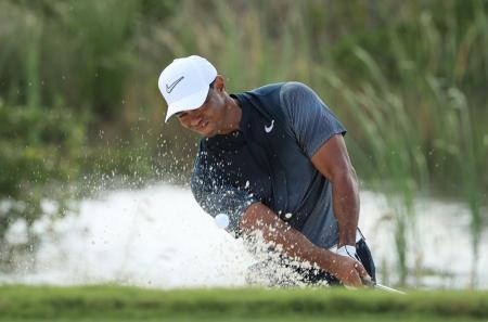 Tiger Woods reveals that he struggled to even walk