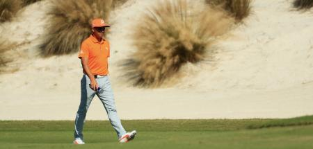 Rickie Fowler's what's in the bag