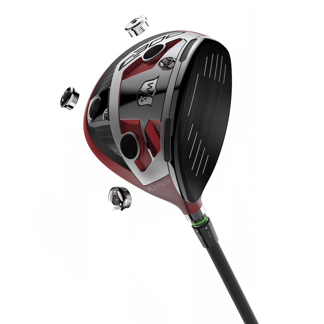 Wilson Staff introduces Power Hole C300 Wood range