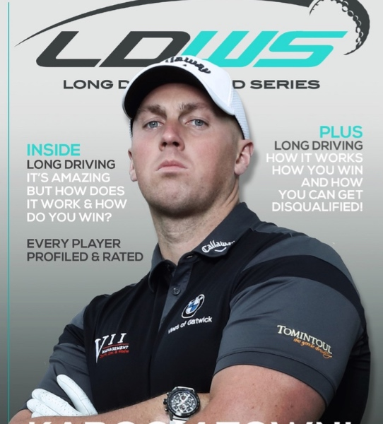 Long Drive World Series launch digi-mag