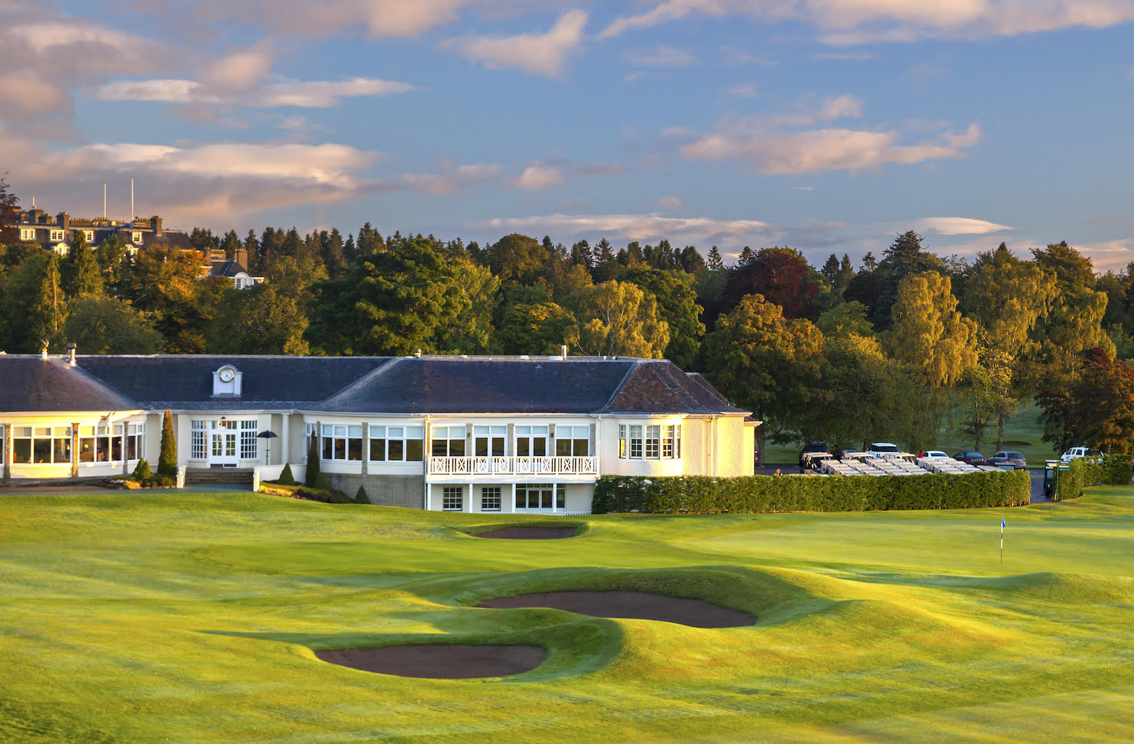 Gleneagles wins best resort in GB&I