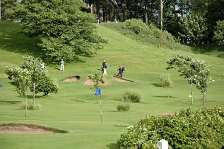 Pitch & Putt golf course