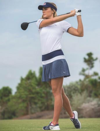 PUMA Golf launch women's 2018 Spring Summer Collection