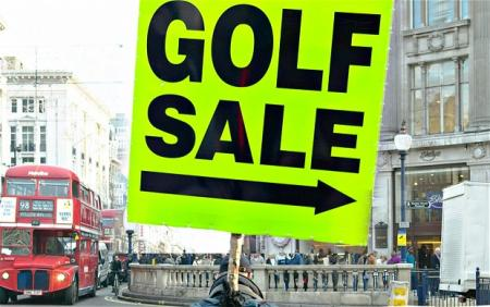 Adidas considering sale of golf brands