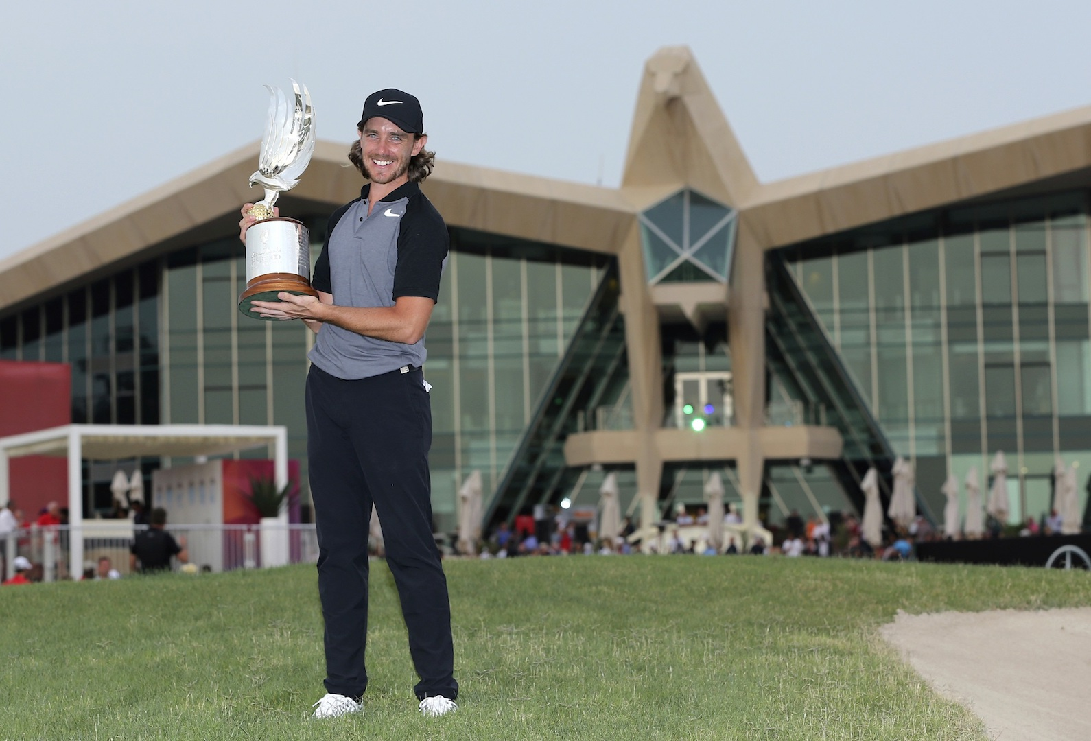 Countdown begins for Abu Dhabi HSBC Championship