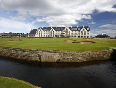 Carnoustie, The Open