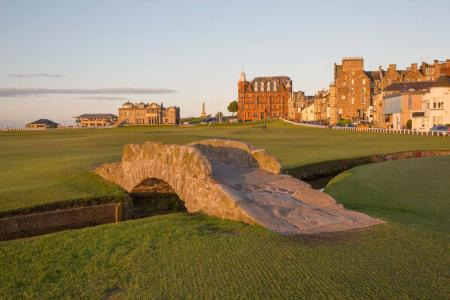 Walker Cup returns to the Old Course St Andrews in 2023