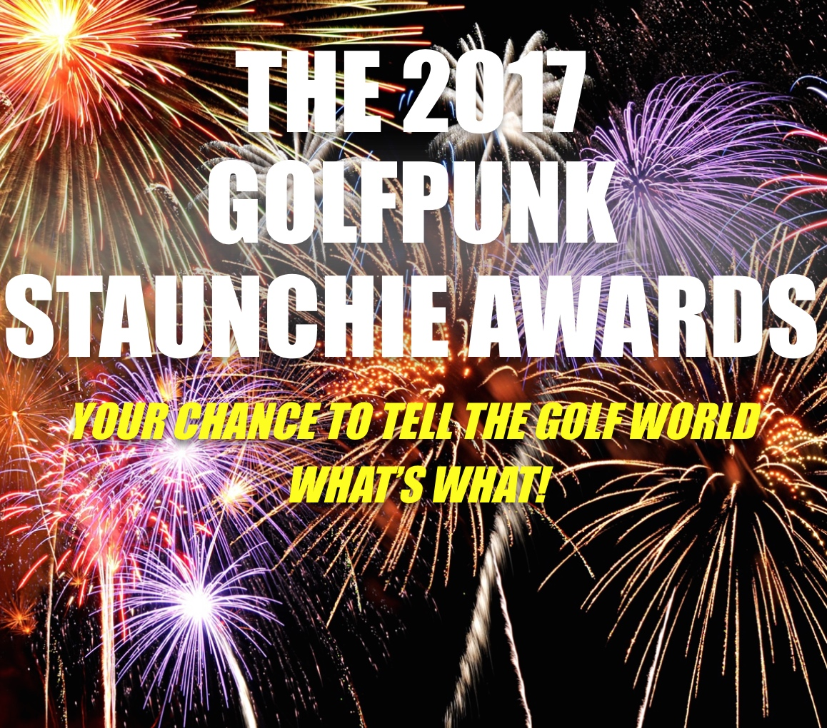 Vote in the GolfPunk Reader Awards