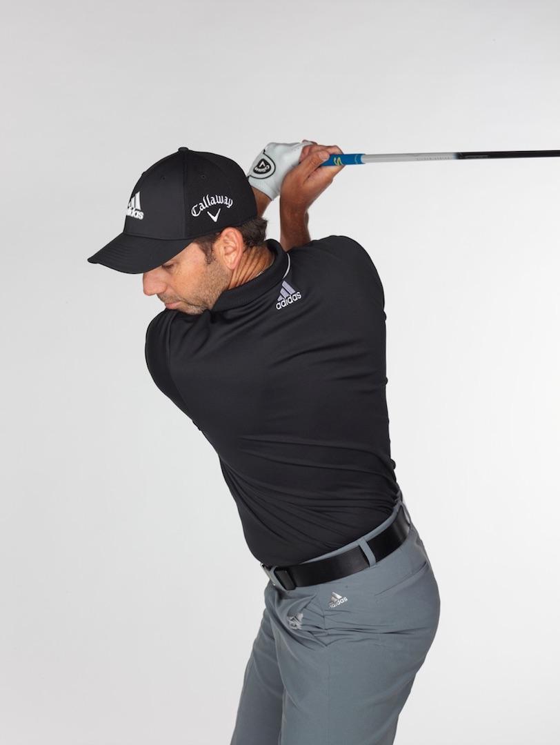 Sergio Garcia joins Callaway Tour Professional Staff