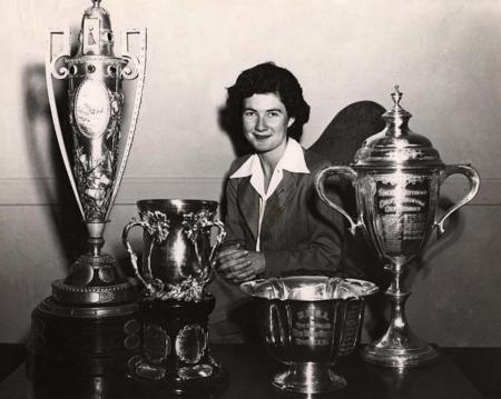 LPGA Founder Louise Suggs dies at 91