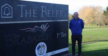 The Belfry Appoints Matthew Galley As Head PGA Coach