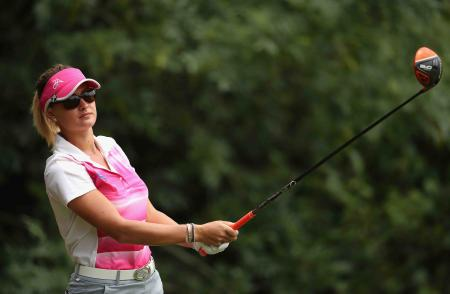 Gladys blitzes Lacoste Ladies Open De France