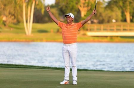 Rickie Fowler scoops unusual award