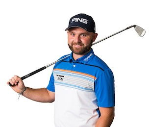 PING signs Andy Sullivan as apparel ambassador