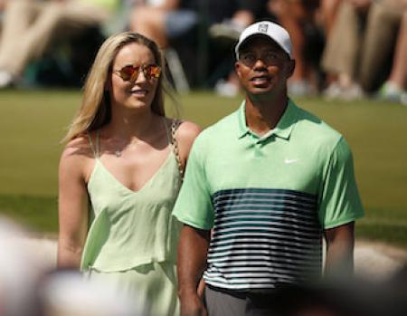 Lindsey Vonn speaks out about Tiger Woods